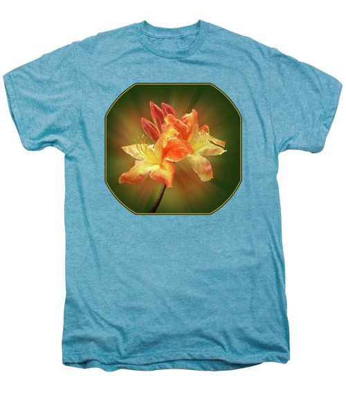 Sunburst Orange Azalea Men's Premium T-Shirt