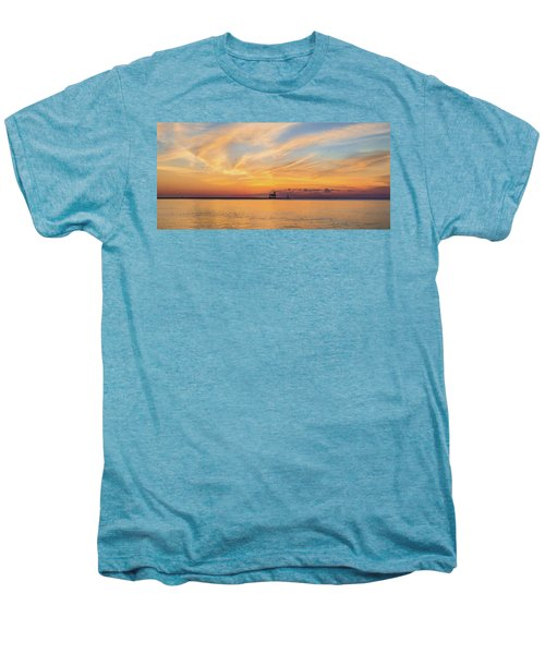 Men's Premium T-Shirt featuring the photograph Sunrise And Splendor by Bill Pevlor