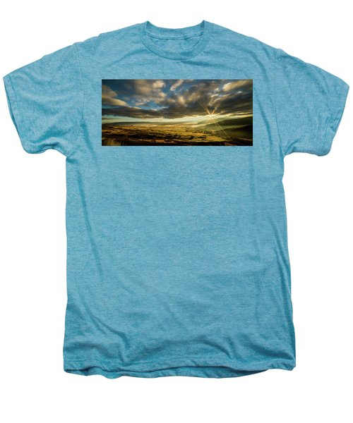 Sunrise Over The Heber Valley Men's Premium T-Shirt