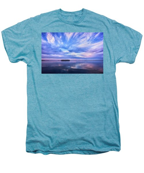 Sunset Awe Men's Premium T-Shirt