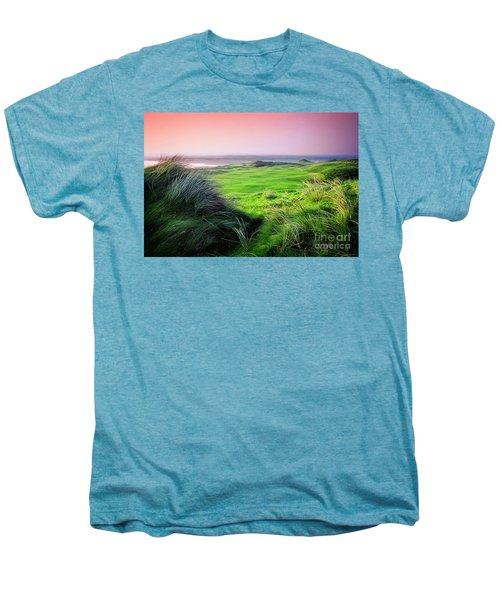 Sunset - Lahinch Men's Premium T-Shirt
