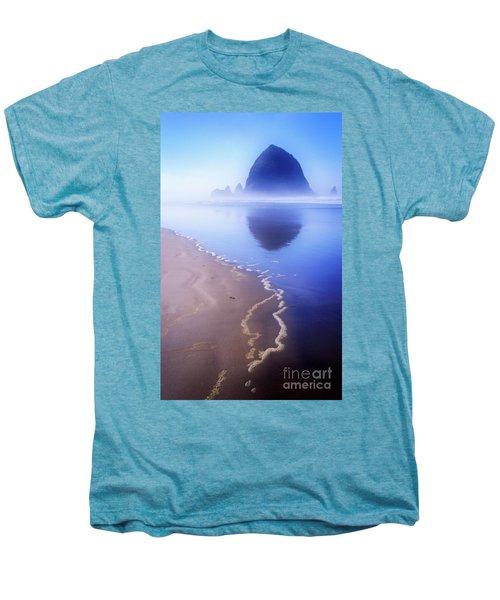 Surf Reflection Men's Premium T-Shirt