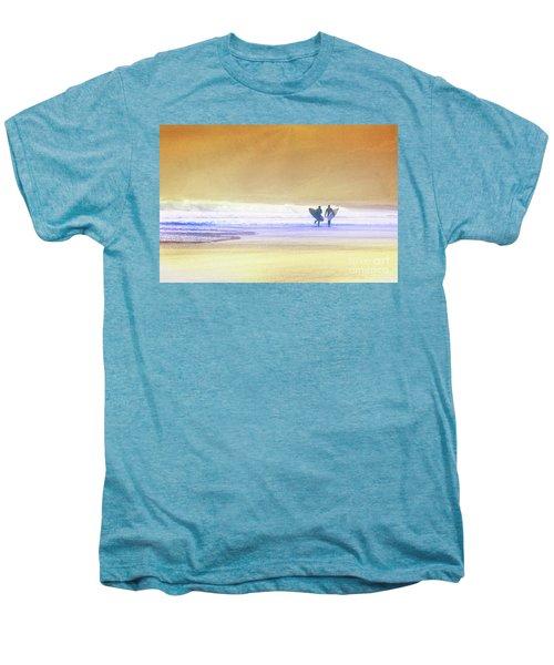 Surfers Men's Premium T-Shirt