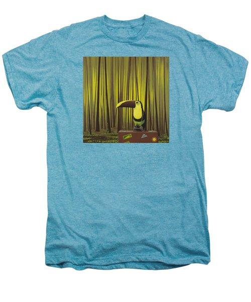 Suspenders Men's Premium T-Shirt
