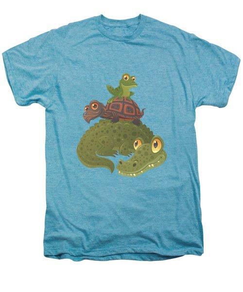 Swamp Squad Men's Premium T-Shirt
