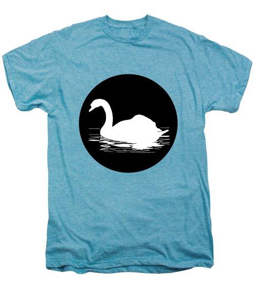 Swan Men's Premium T-Shirt by Mordax Furittus