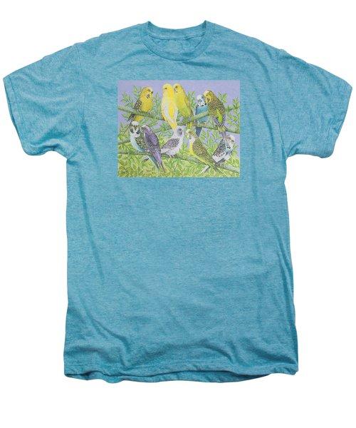 Sweet Talking Men's Premium T-Shirt by Pat Scott