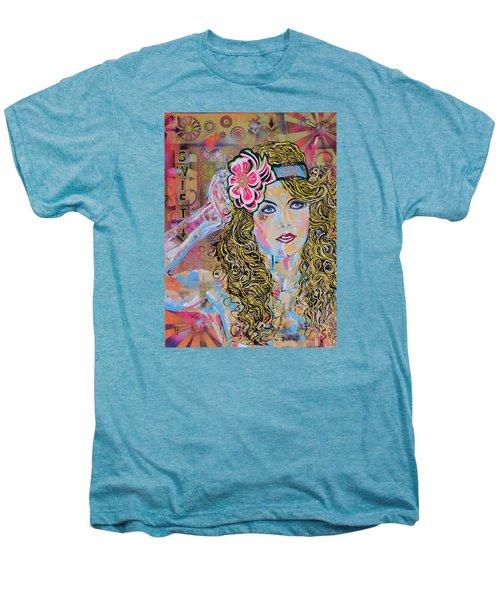 Swift Men's Premium T-Shirt by Heather Wilkerson