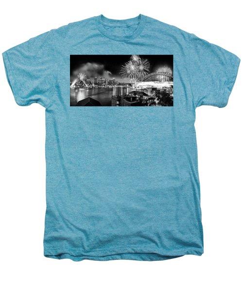 Sydney Spectacular Men's Premium T-Shirt by Az Jackson