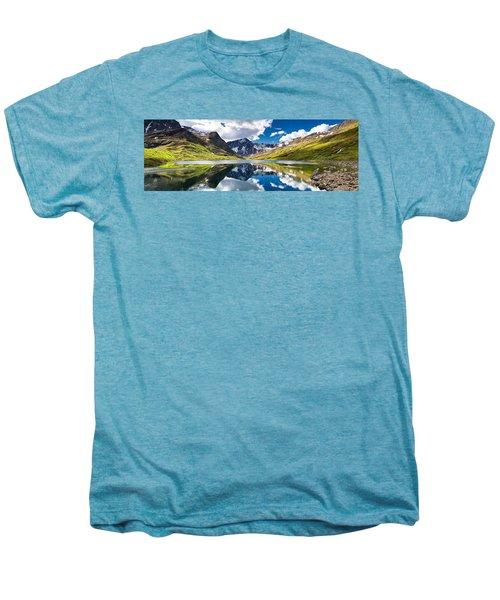 Symphony Lake  Men's Premium T-Shirt