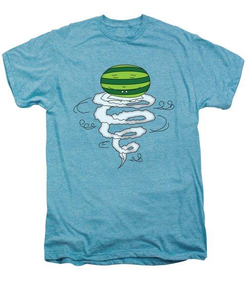 T H E . E L E M E L O N S ______________ A I R M E L O N Men's Premium T-Shirt by H U M E A I M A R T