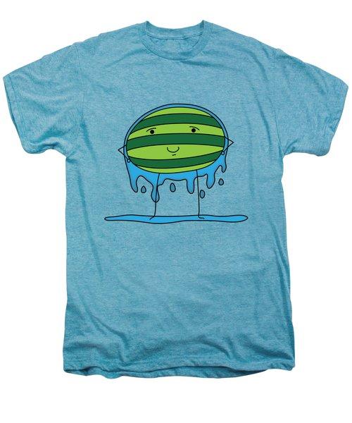 T H E . E L E M E L O N S ______________ W A T E R M E L O N Men's Premium T-Shirt by H U M E A I M A R T