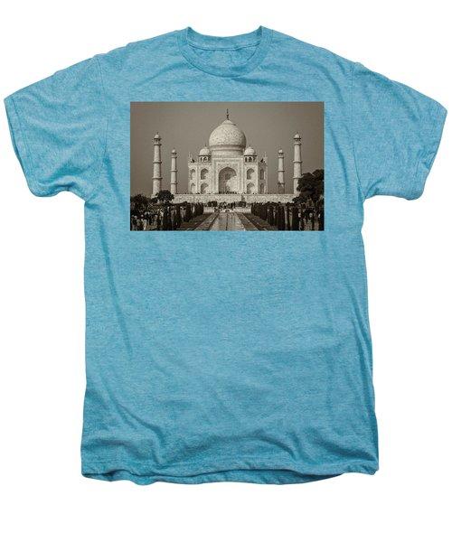 Taj Mahal Men's Premium T-Shirt