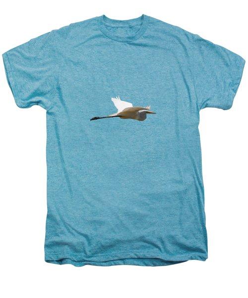 Tall Trees Men's Premium T-Shirt by Valerie Anne Kelly