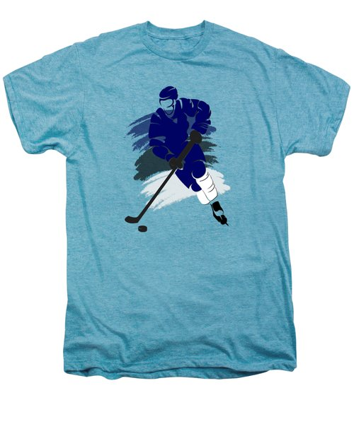 Tampa Bay Lightning Player Shirt Men's Premium T-Shirt by Joe Hamilton