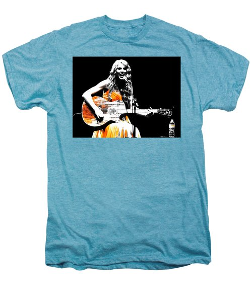 Taylor Swift 9s Men's Premium T-Shirt by Brian Reaves