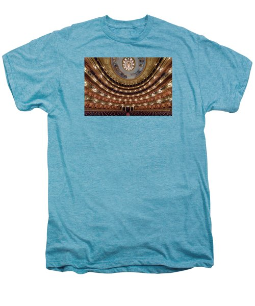 Teatro Colon Performers View Men's Premium T-Shirt