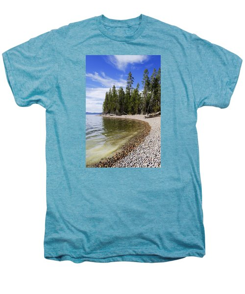 Teton Shore Men's Premium T-Shirt