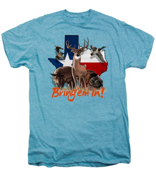 Texas Total Package Men's Premium T-Shirt