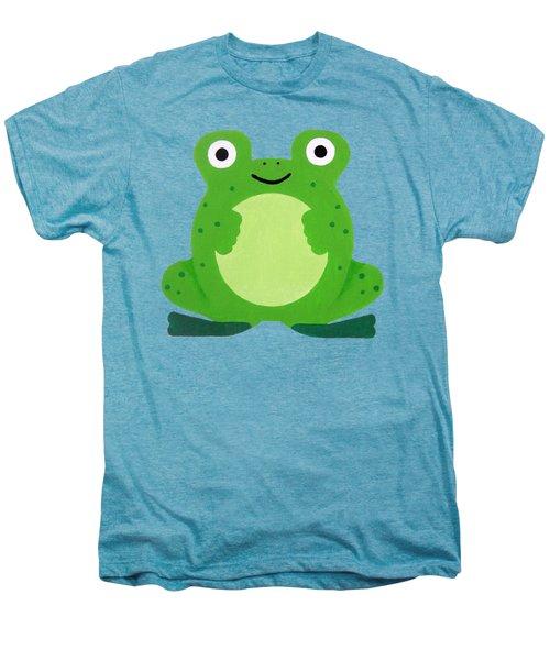 Tfrogle Men's Premium T-Shirt by Oliver Johnston