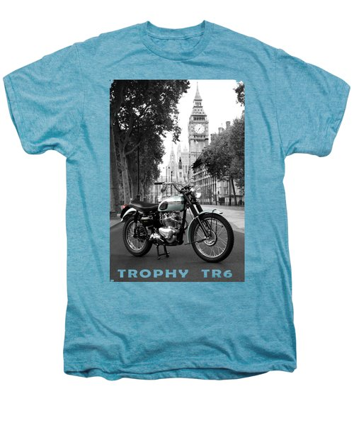 The 1956 Trophy Tr6 Men's Premium T-Shirt