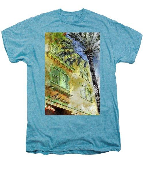 The Adrian Hotel South Beach Men's Premium T-Shirt by Jon Neidert