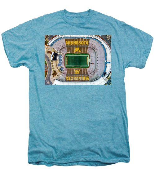 The Bank Men's Premium T-Shirt by Mark Goodman