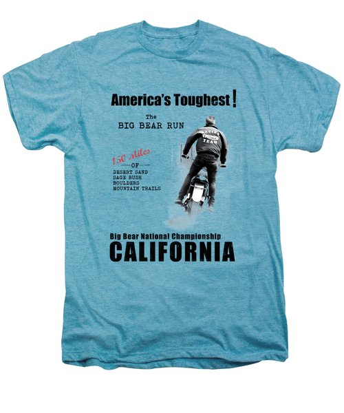 The Big Bear Run Men's Premium T-Shirt