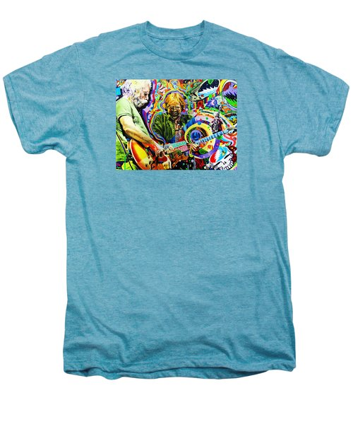 The Boys Of Summer Men's Premium T-Shirt by Kevin J Cooper Artwork