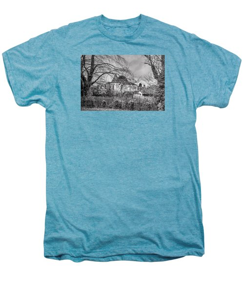 Men's Premium T-Shirt featuring the photograph The Claremont by Jeremy Lavender Photography