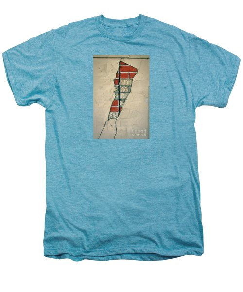 The Cracked Wall Men's Premium T-Shirt