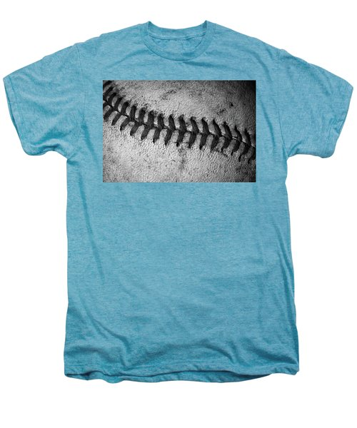 Men's Premium T-Shirt featuring the photograph The Curve Ball by David Patterson