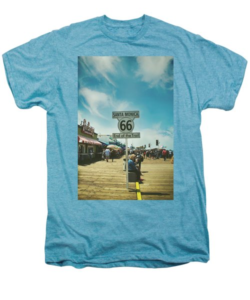 The End Of Sixty-six Men's Premium T-Shirt