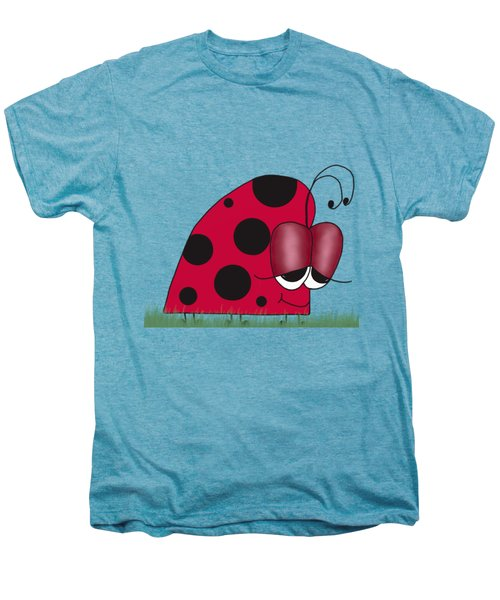 The Euphoric Ladybug Men's Premium T-Shirt by Michelle Brenmark