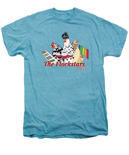 The Flockstars Men's Premium T-Shirt by Sarah Rosedahl