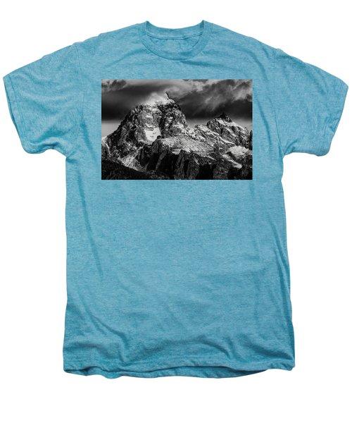 The Grand Teton Men's Premium T-Shirt