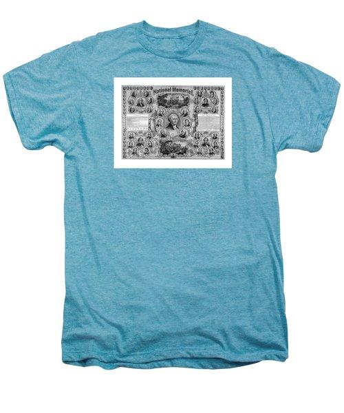 The Great National Memorial Men's Premium T-Shirt