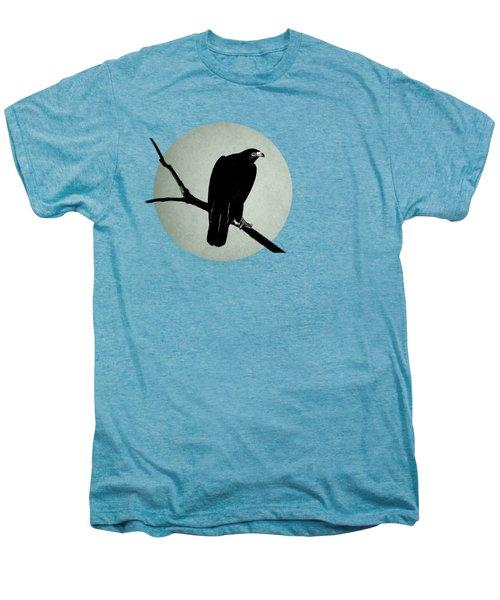 The Hawk Men's Premium T-Shirt by Mark Rogan