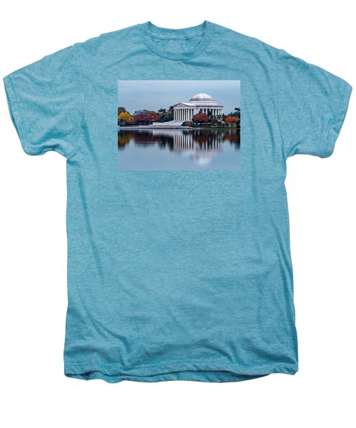 The Jefferson In Baby Blue Men's Premium T-Shirt
