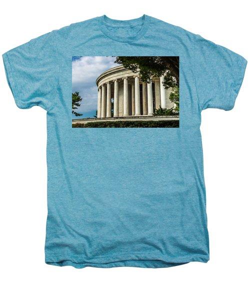 The Jefferson Memorial Men's Premium T-Shirt