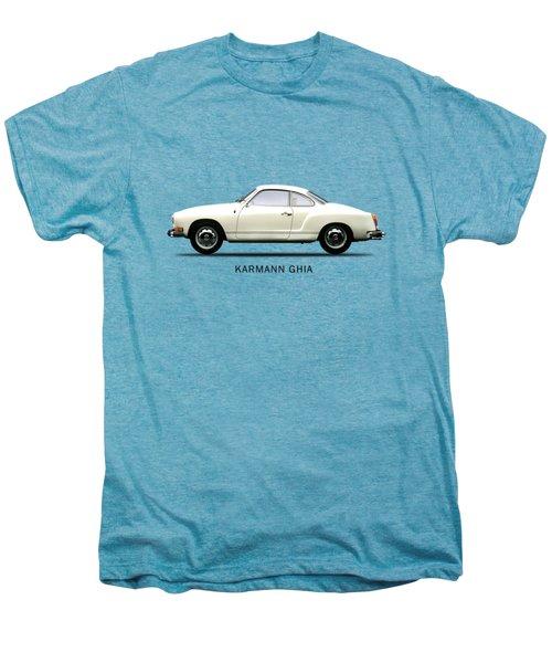 The Karmann Ghia Men's Premium T-Shirt by Mark Rogan
