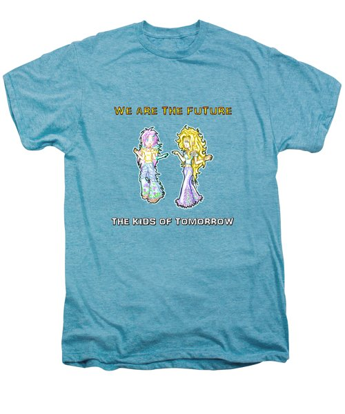 The Kids Of Tomorrow Ariel And Darla Men's Premium T-Shirt