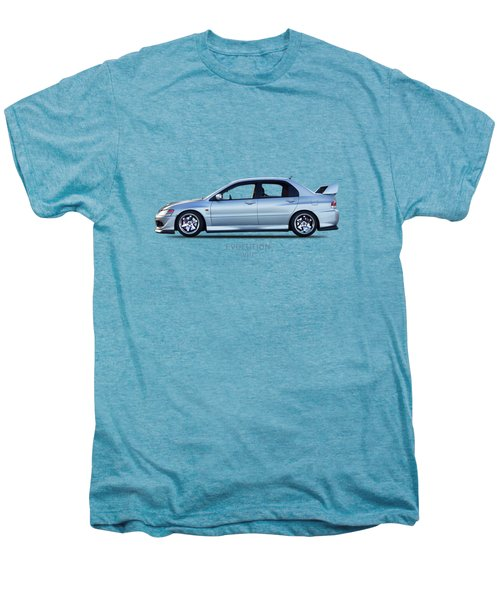 The Lancer Evolution Viii Men's Premium T-Shirt by Mark Rogan