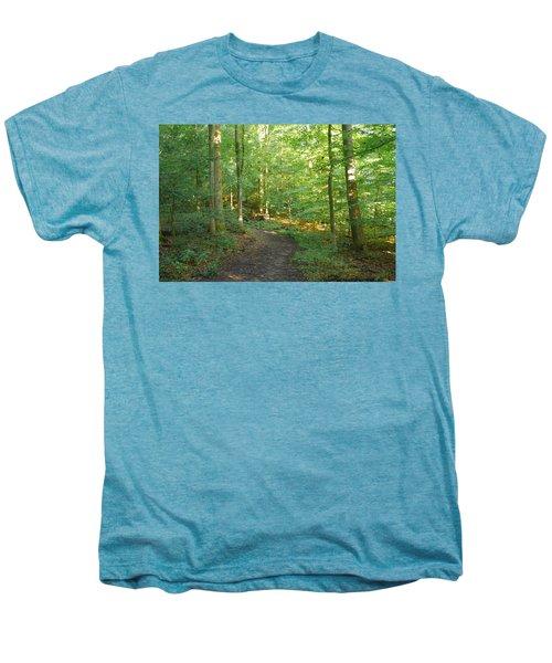 The Path Men's Premium T-Shirt