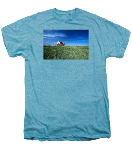 The Pink Church Men's Premium T-Shirt by Todd Klassy