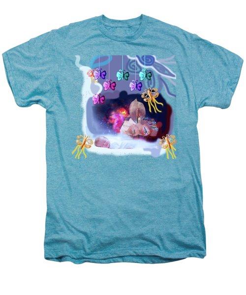 The Real Little Baby Dream Men's Premium T-Shirt by Artist Nandika  Dutt