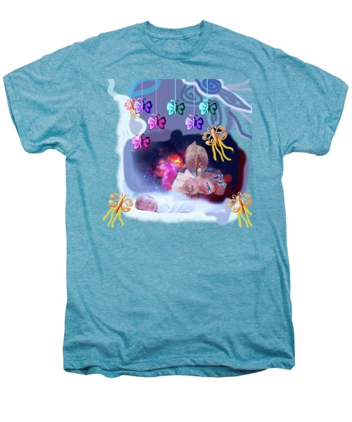 The Real Little Baby Dream Men's Premium T-Shirt