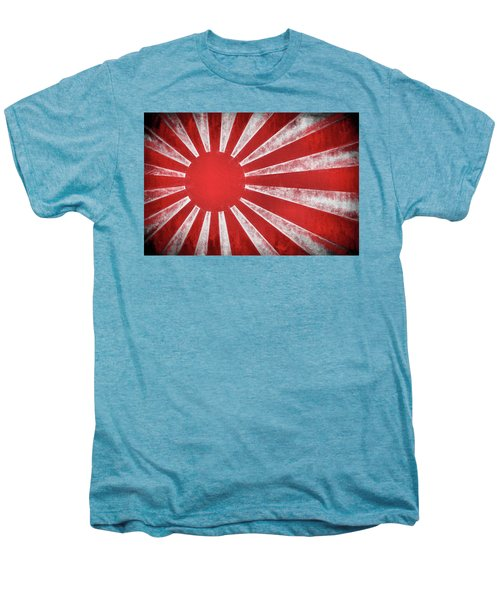 Men's Premium T-Shirt featuring the photograph The Rising Sun by JC Findley