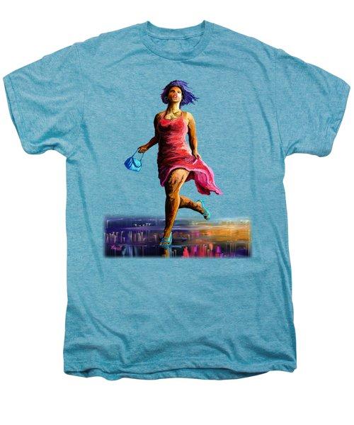 The Runner Men's Premium T-Shirt