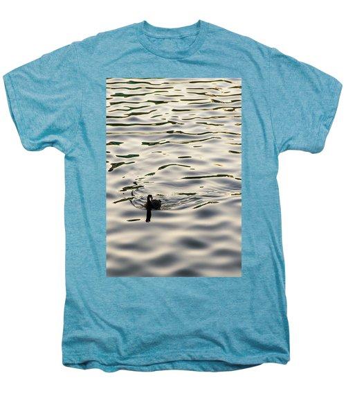 The Simple Life Men's Premium T-Shirt by Alex Lapidus